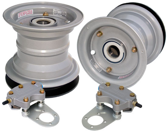 Grove aircraft 6 inch wheel and brake assembly